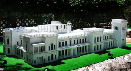 Crimea in miniature, Livadia Palace