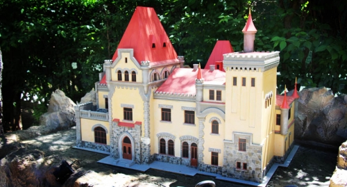 Palace of Princess Gagarina