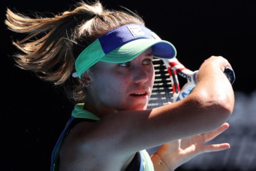 Sofia Kenya is a famous American tennis player with Russian roots