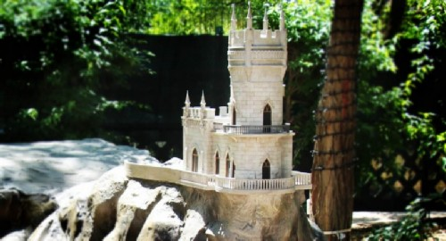 Crimea in miniature, Swallow's Nest