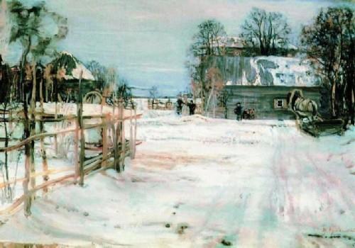 Winter, 1910