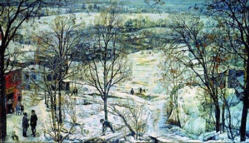 Winter, 1919-1922