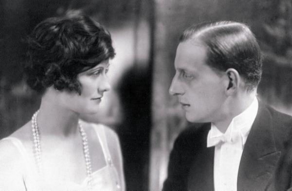 Gabrielle Chanel in Biarritz, France, with Grand Duke Dmitry Pavlovich, 1924