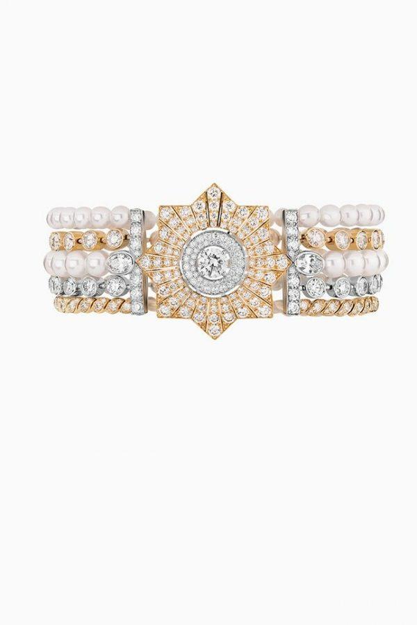 Chanel Russian collection. Médaille Solaire Bracelet