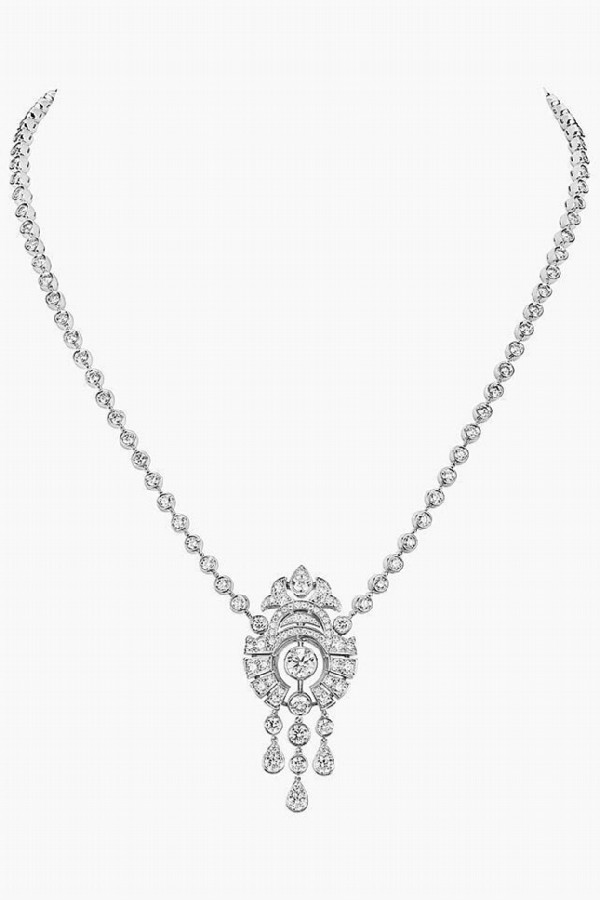 Necklace from the set Motif Russe